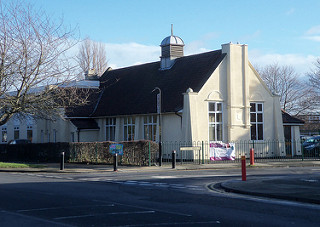 St Mary's Church Hall, off Green Lane